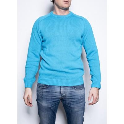 Kris K Cool Knit Pull Aqua