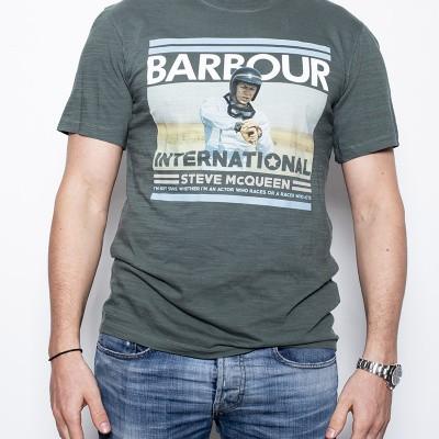 Barbour S.McQueen Time Tee