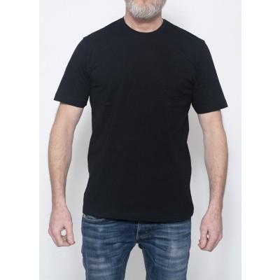 Foto van Aspesi Jersey T-shirt Black