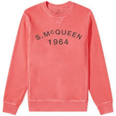 Barbour S.McQueen Sweat Pink