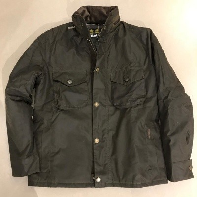 Foto van Barbour Netherley Waxed Cotton Jacket