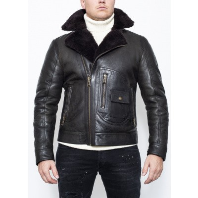 Belstaff New Danescroft Aviator Black
