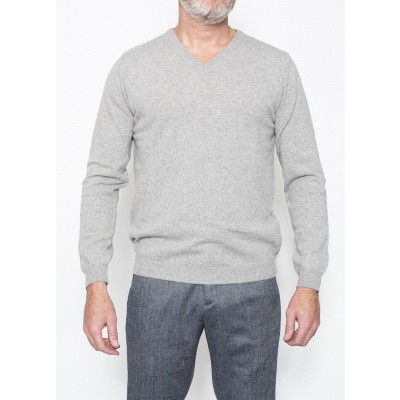 Foto van Bellwood V knit Grey