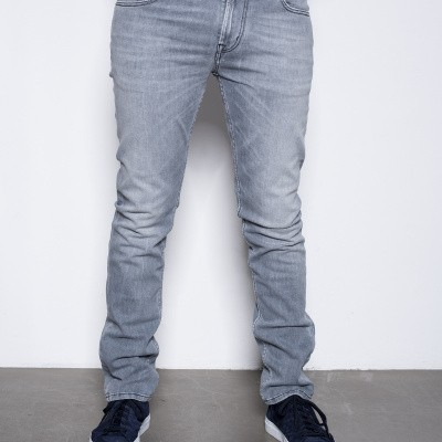 7 For All Mankind Ronnie Light Grey