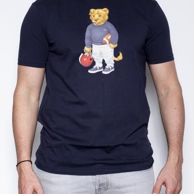 Foto van Lion Brand Antonio T-Shirt Night Sky