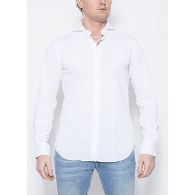 Windsor Laze Shirt White
