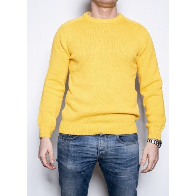 Kris K Cool Knit Pull Yellow