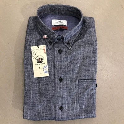 Blue de Genes Chyenne Shirt