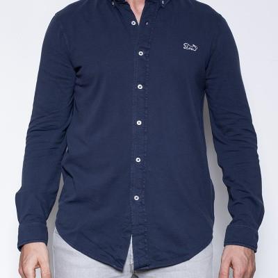 Foto van Lion Brands Grant Shirt Night Sky