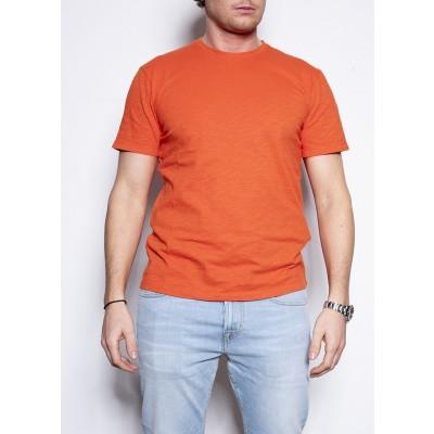 7 For All Mankind Slub Orange