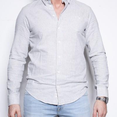 Blue de Gene Bacco Daika Shirt