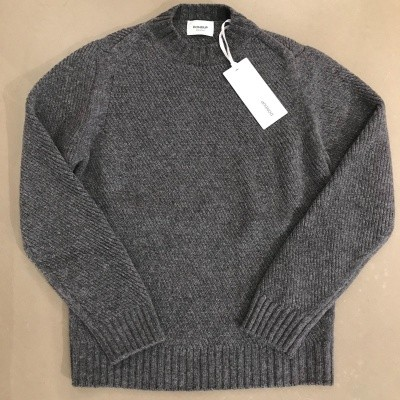 Foto van Dondup Luxury Knit Pull grey