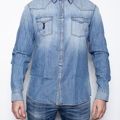 Foto van Drykorn SAMU jeans shirt