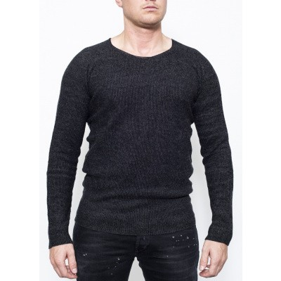Hannes Roether Twilight Knit Black