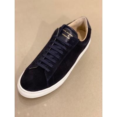 Zespa Sneaker Nappa Navy