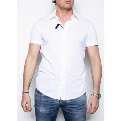 Foto van Drykorn Fenno S/S shirt White