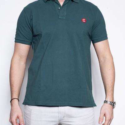 Aspesi Polo Jersey Verde Green