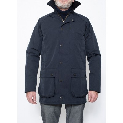 Barbour Beaufort Navy