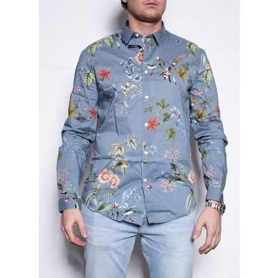 Drykorn Ruben shirt Flower