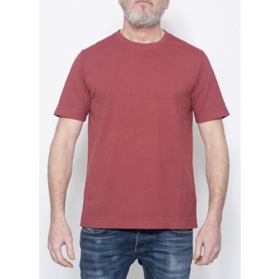 Foto van Circolo Jersey T-Shirt Earth Red