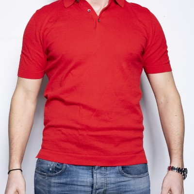 Bellwood Polo Rosso