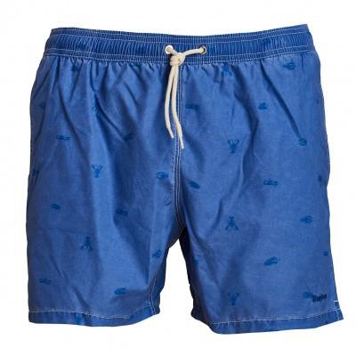 Barbour Lobster Swim Wear Blue