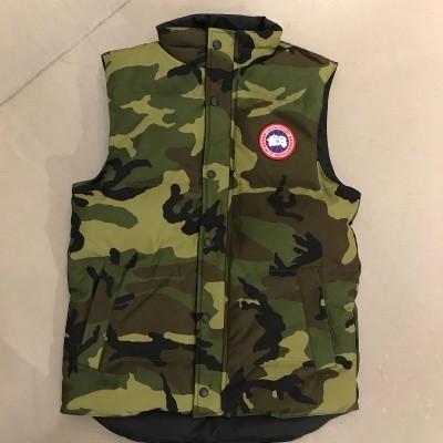 Foto van Canada Goose Carson Vest Army
