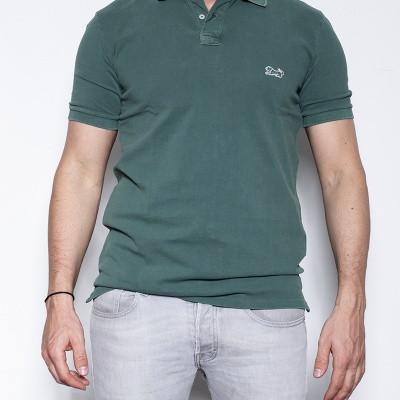 Foto van Lion Brand Polo Shirt Ponderrosa Pine