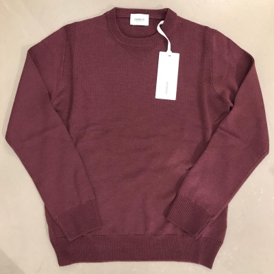 Dondup Special Knit Burgundy