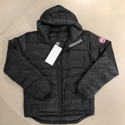 Canada Goose Lodge Hoody Black
