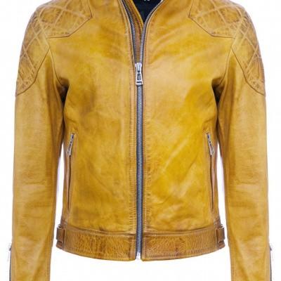 Belstaff Outlaw Cadmium Yellow