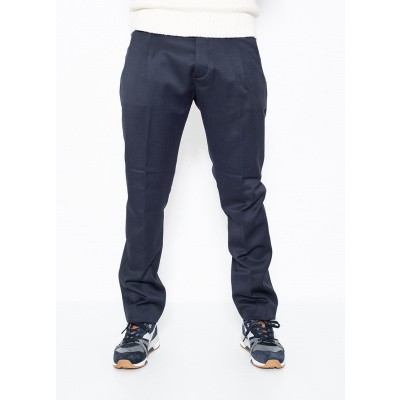 Foto van Nine in the Morning Fold Man Chino Blue Navy