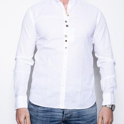 Foto van AGLINI DAVID Shirt White