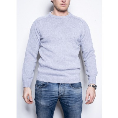 Kris K Cool Knit Pull Grey
