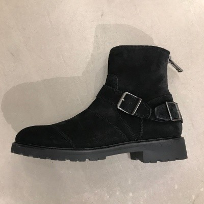 Belstaff Trailmaster Boot Black