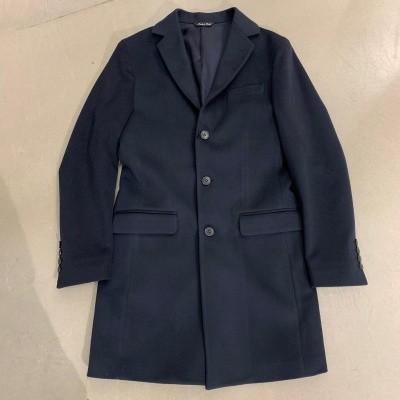 Brian Dales Coat Navy