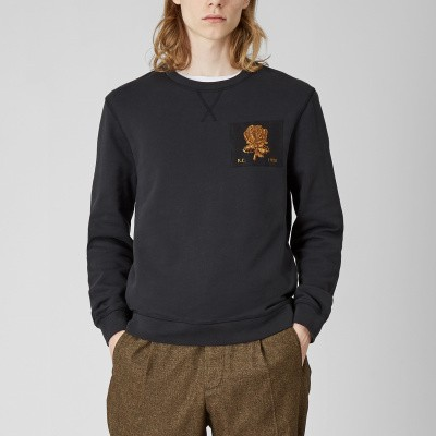 Kent & Curwen Sweat Winchester Black