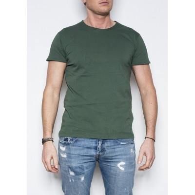 Kris K O-Neck T-shirt Green