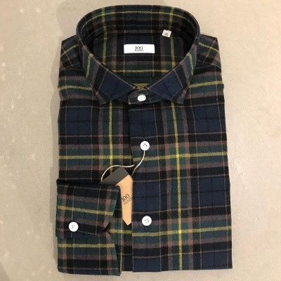Foto van 100 Hands Multi Check Flannel