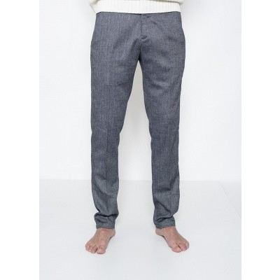 Aglini Roy Trouser Grey