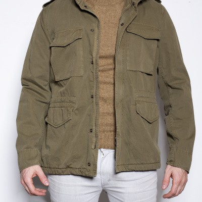 Foto van Aspesi Mini Field Jacket Army