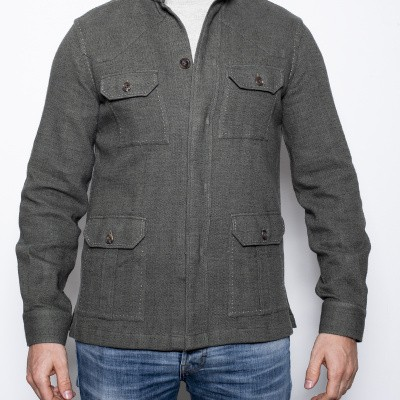100Hands Jacket 37610 Military Green