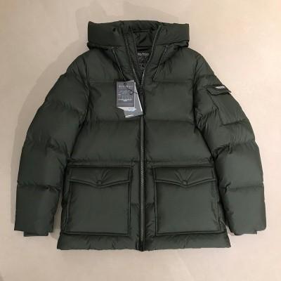Woolrich Sierra Supreme Jacket Green