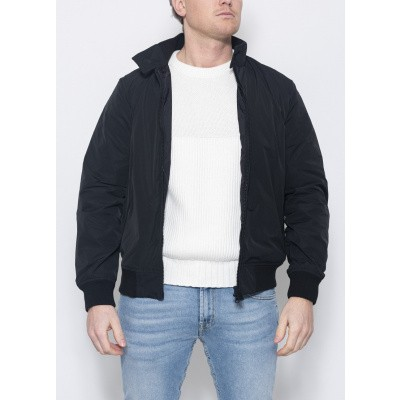 Aspesi Pilot Jacket Black