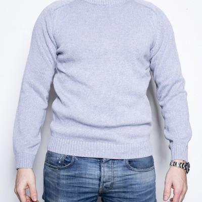 Kris K Cool Knit Pull Grey