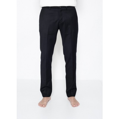 Nine in the Morn Easy Chino Winter Black