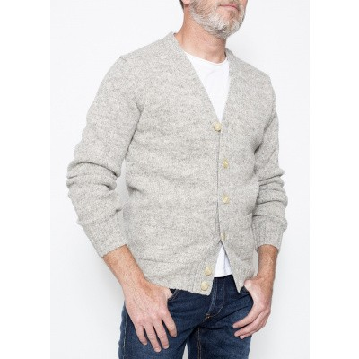 Foto van ASPESI Wool Winter Cardigan
