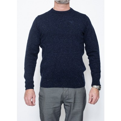 Foto van Barbour Knit Tisbury Navy
