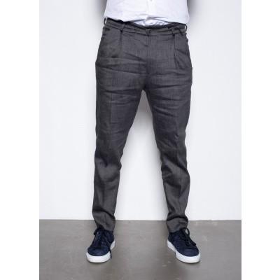 Foto van Drykorn Chasy Grey Trousers