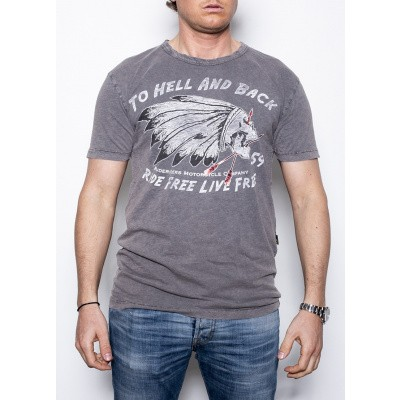 Rude Riders To Hell & Back T